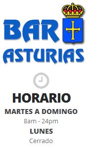 Bar Asturias Arrecife